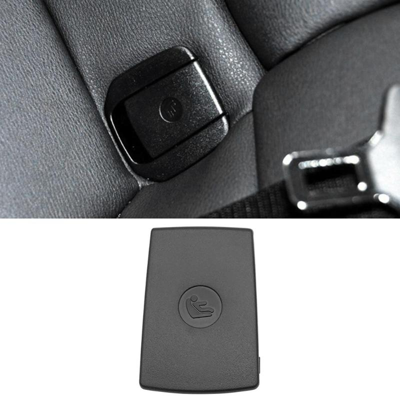 Auto Products Car Safety Seat Buckle Cover ABS Car Rear Seat Hook Cover Child Restraint For X1 E84 3 Series E90/F30 1 Series E87