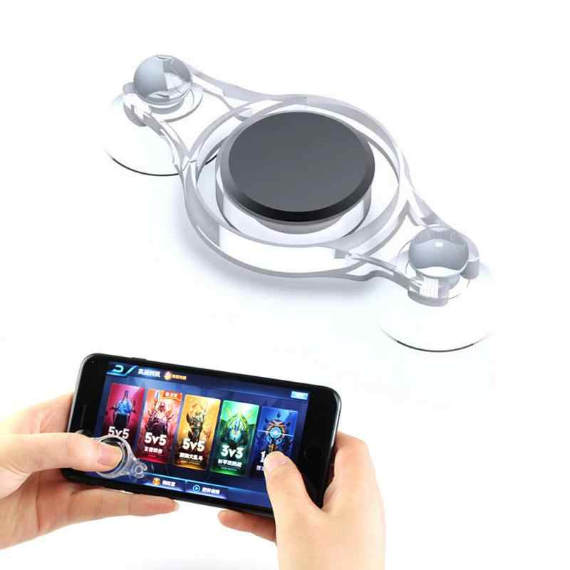 Mini Button Handle Gaming Trigger Shooter Controller Phone Game Random Colors
