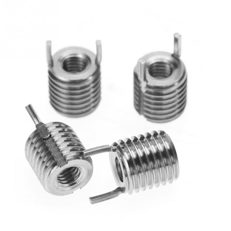 Set of 10 Replacement thread insert coils M 10 x 1.5 mm like Helicoil