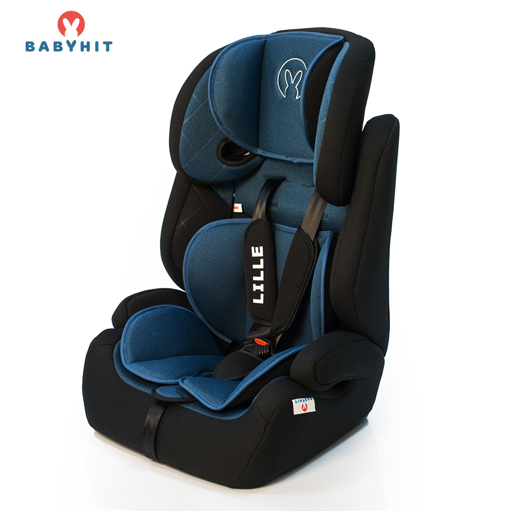 Child Car Safety Seats BABYHIT LILLE X (BFL101A) Blue for girls and boys Baby seat Kids Children chair autocradle booster baby potty rabbit multifunction toilet portable baby child pot training girls boy potty kids child toilet seat potty chair