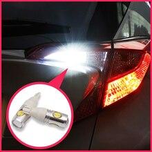 Немного изменить автомобиль T15 светодиодный Реверсивные лампы авто светодиодный задний фонарь белый резервный свет для Toyota C-HR аксессуары