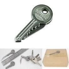 Pare Peel гаджет посылка коробка мини лезвие складной ключ нож в выживания карманный инструмент Овощечистка письмо открывалка