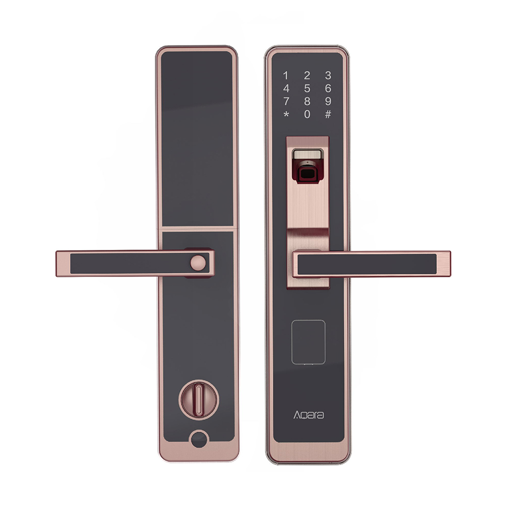 The Cheapest Price Original Xiaomi Aqara Smart Door Touch Lock Zigbee Connection For Home Security Anti-peeping Design Support Ios Android On Sale With The Most Up-To-Date Equipment And Techniques Back To Search Resultsfurniture
