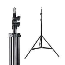 SUPON фотостудия регулируемый светильник 180 см Штатив для фотосъемки с винтовой головкой 1/4 для вспышки Зонты отражатель светильник ing