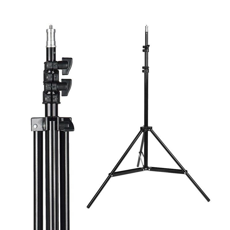 سوبون التصوير استوديو قابل للتعديل 180 سنتيمتر حامل ضوء صور ترايبود مع 1/4 برغي رئيس ل فلاش المظلات عاكس الإضاءة