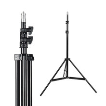 SUPON Photography Studio Adjustable 180CM Light Stand Photo Tripod With 1/4 Screw Head For Flash Umbrellas Reflector Lighting(China)