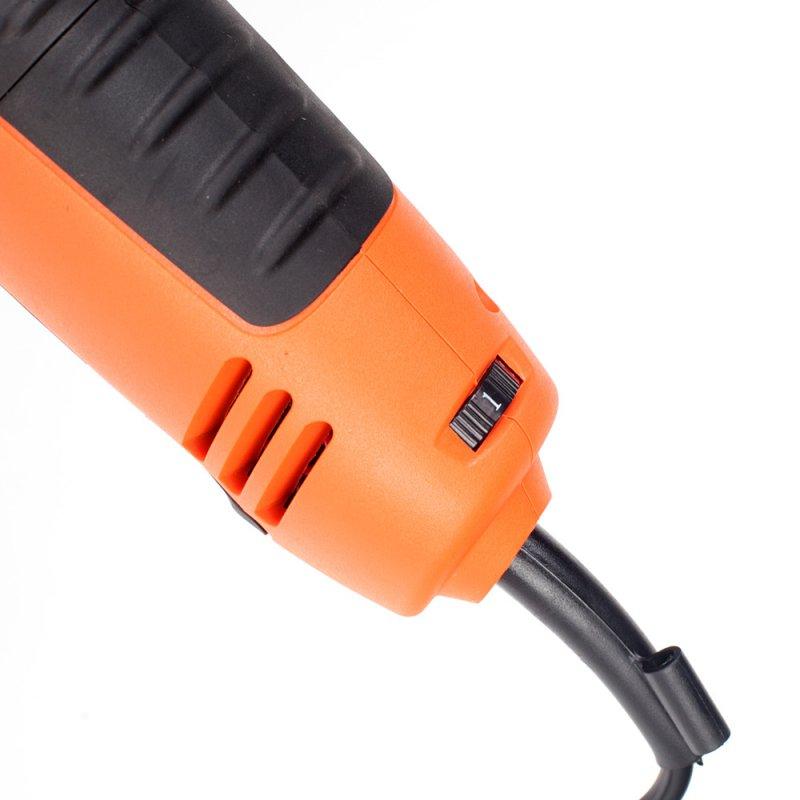 Мультитул PATRIOT MF 305(Мощность 300 Вт, количество оборотов от 10000 до 18500 об/мин, регулировка скорости, максимальный угол отклонения 2,8 градусов, cбалансированные значения частоты и мощности