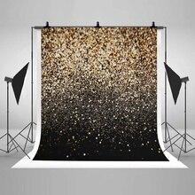 Фон для фотосъемки с изображением винил день рождения блестящие белое платье в Золотой горошек для студийной съемки с изображением штурвала фотография фон для фото студии