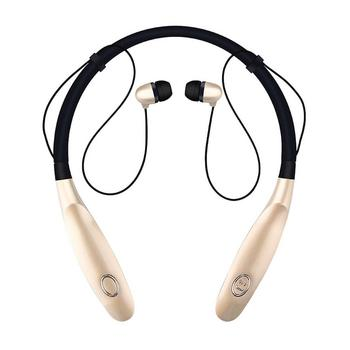 Wireless Magnetic Bluetooth Earphone Sports Halter 2~4 Hours Music 120 Hours -4.2Db3Db  1.5 Hours
