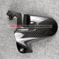 Motorcycle Rear Hugger in 100% Carbon Fiber For Ducati Monster 1200 S