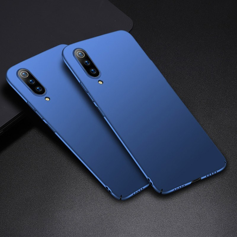 Luxury Matte Cases For Xiaomi mi 9 8 Lite A2 Max 3 Case Hard PC Protection Back Cover On Xiomi Redmi Note 7/6/5 Pro Phone Shell image