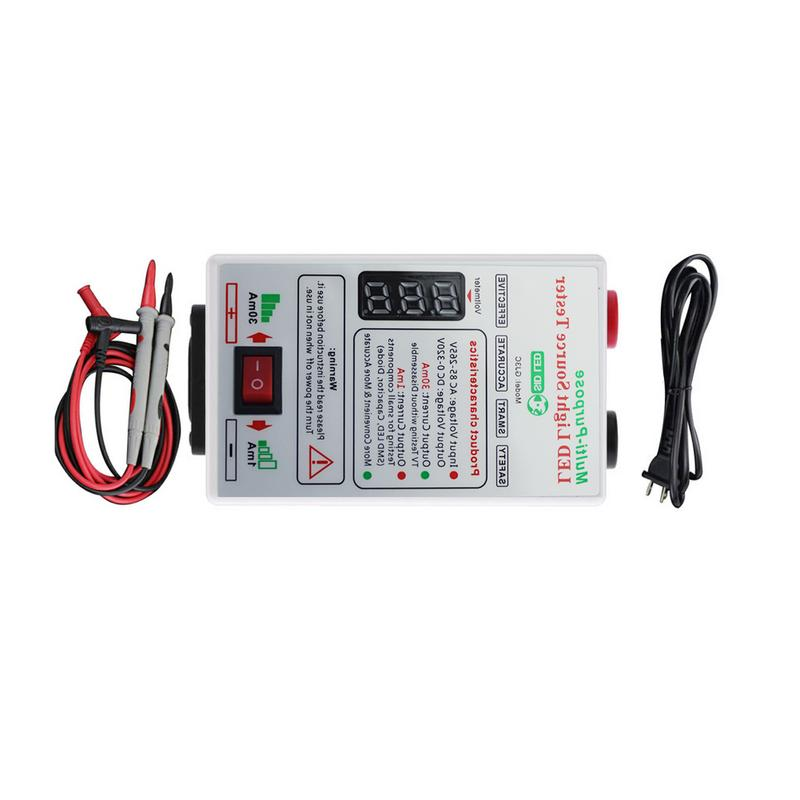 TV LED Backlight Tester Current Adjustable Laptop Lamp Beads Test Detect  Repair Tool #40
