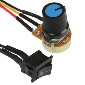Image 5 - WS55 220 controlador do motorista do motor dc 48v 500w cnc sem escova do eixo bldc controlador do motorista do motor com cabo