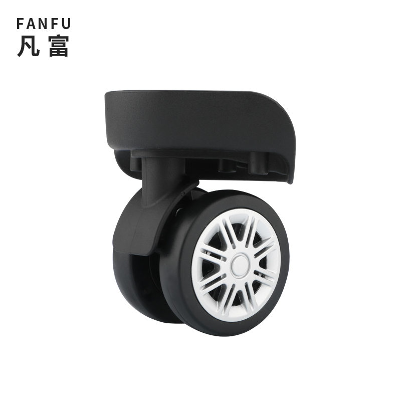 Trolley Luggage Wheel Accessories Wheel Repair Password Suitcase Pulley Luggage Accessories Universal  Suitcase Equipment Wheels