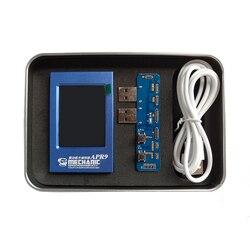 Para iPhone 8 8 Plus X XS MAX XR Sensor de luz ambiental programador de archivos de código de pantalla módulo de programación restauración los datos de leer y escribir