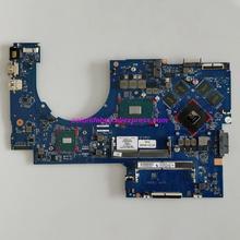 Оригинальная материнская плата 915550 601 915550 001 w 1050Ti/4GB GPU w i7 7700HQ CPU DAG37DMBAD0 для HP 17 W Series 17T W200, ноутбука, ПК