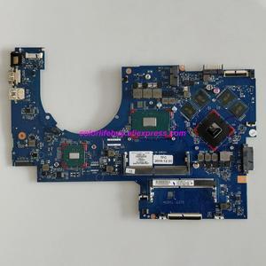 Image 1 - Echtes 915550 601 915550 001 w 1050Ti/4 GB GPU w i7 7700HQ CPU DAG37DMBAD0 Motherboard für HP 17 W Serie 17T W200 NoteBook PC