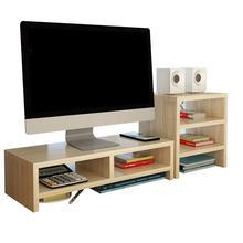 Nordic Design Gabinete Pc Storage Hogar Practico Computer Display Stand Prateleira Shelf Organizer Repisas Estantes Shelves