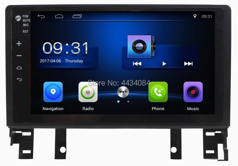 Ouchuangbo car stereo navi auto <font><b>gps</b></font> <font><b>system</b></font> android 8.1 for Old <font><b>Mazda</b></font> <font><b>6</b></font> support 4 core USB wifi touch screen swc image