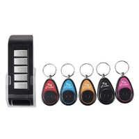 5 in 1 Wireless Lost Key Finder Locator Find Locater Alarm Keychain 40m