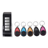 5 in 1 Wireless Verloren Key Finder Locator Finden Locater Alarm Keychain 40 m