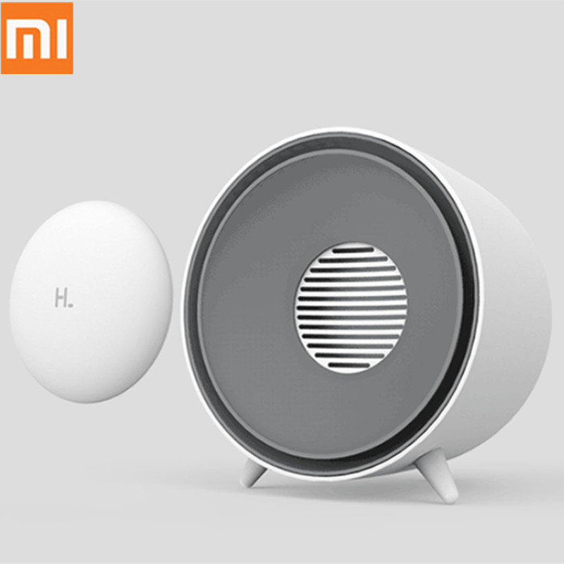 XIAOMI Happy Life Mini Electric Heater With Hand Warmer Stove PTC Fast Heating Warming For Home Office Winter Warming DevicesXIAOMI Happy Life Mini Electric Heater With Hand Warmer Stove PTC Fast Heating Warming For Home Office Winter Warming Devices