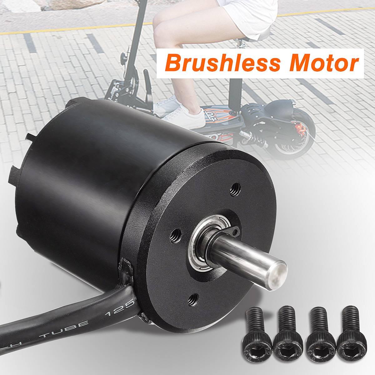 Bürstenlosen Sensored Motor 5065 50 65 270KV 1820 W Für Elektrische Skate Roller 3-8 s