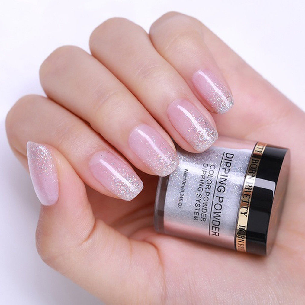 #Dip #Manicure #Nails #Powder #powdernails #Word A New Word in Manicure What is a Dip Powder for