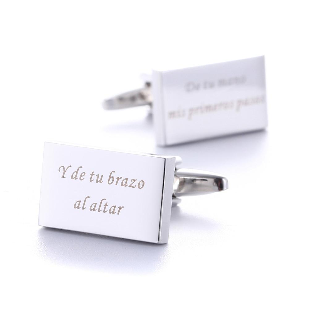 Custom Cufflinks Wedding Gifts…