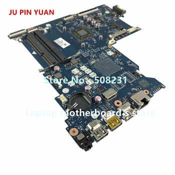 JU PIN YUAN 854968-001 mainboard 854968-601 for HP NOTEBOOK 15-BA 15Z-BA 15-ba060nf laptop motherboard BDL51 LA-D711P E2-7110
