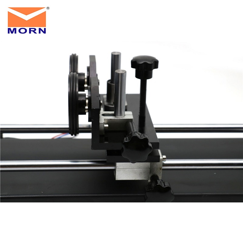 MORN MADE IN CHINA CO2 Laser Engraving Machine Electric Rotary FOR CNC Marble Stone Engraving Machine