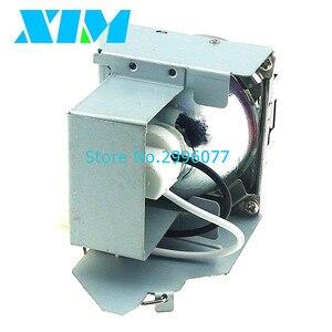 Image 4 - Alta qualidade 5j. j5205.001 lâmpada do projetor com habitação para benq ms500 ms500p MS500 V mx501 mx501v MX501 V tx501 180 dias de garantia