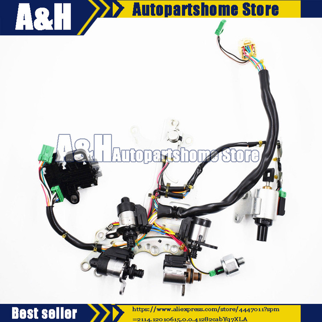 US $78 0 |Remanufactured Transmission Valve Body Kit For Nissan Murano  Altima CVT JF010E/RE0F09A/9B-in Automatic Transmission & Parts from  Automobiles