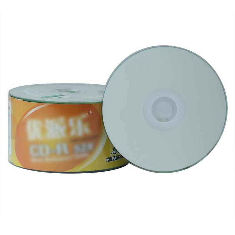 Gewidmet 50 Teile/los Cd-r 16x Blank Disc 700 Mb 80 Minuten Blank Disc Computer & Büro