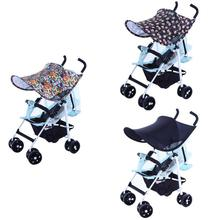 Baby Stroller Sun Visor Anti-uv Sun Sheild Shade Canopy Cover Cap for P