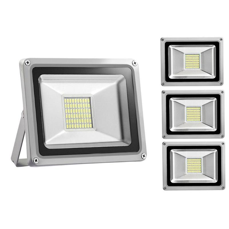 Waterproof 4pcs/set 30W SMD 5730 LEDs Floodlight Outdoor 12V Wall Lamp|Floodlights| |  - title=