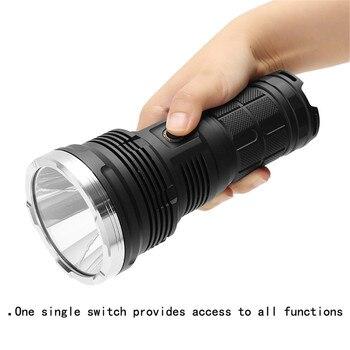 Astrolux MF02 Latarka LED XHP35 HI 3000 Lm NW Dalekiego Zasięgu Wyszukiwanie Latarka LED 1587M Akumulator Daleki Zasięg Latarka