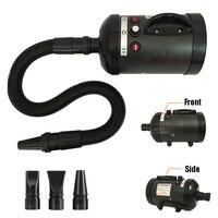 Adjustable 2800W Low Noise Pet Hair Dryer Dog Cat Grooming Heater Blower Dryers