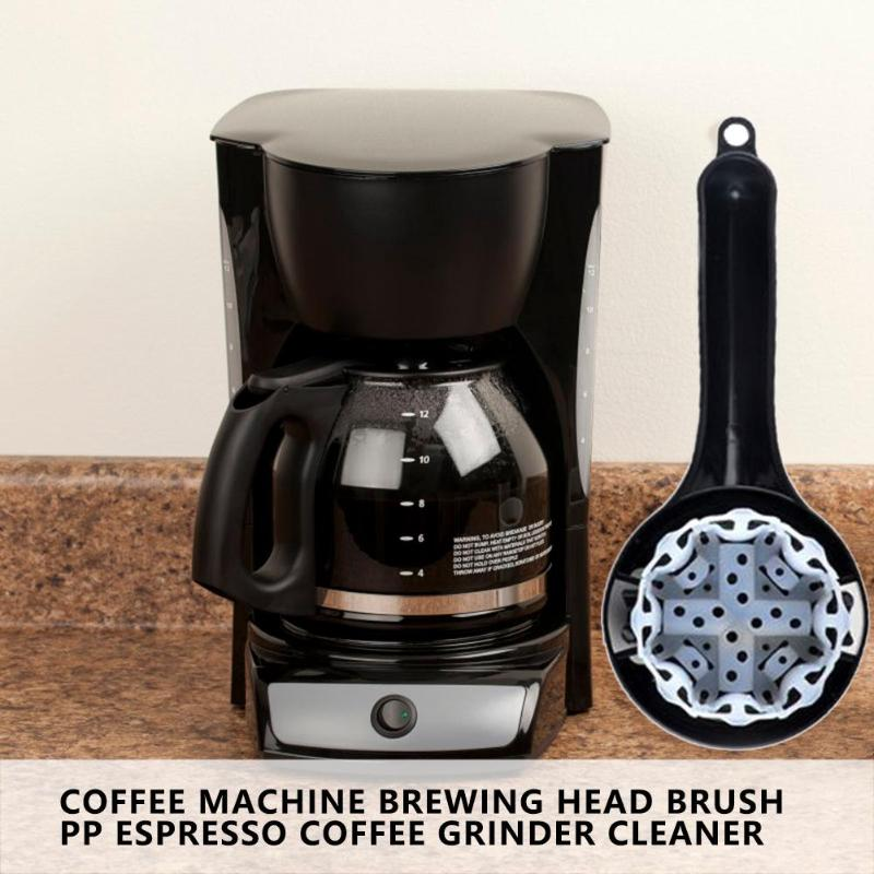 Coffee Maker Tool Cleaner Machine Brewing Head Brush PP Espresso Coffee Grinder Cleaning Appliances AccessoriesCoffee Maker Tool Cleaner Machine Brewing Head Brush PP Espresso Coffee Grinder Cleaning Appliances Accessories