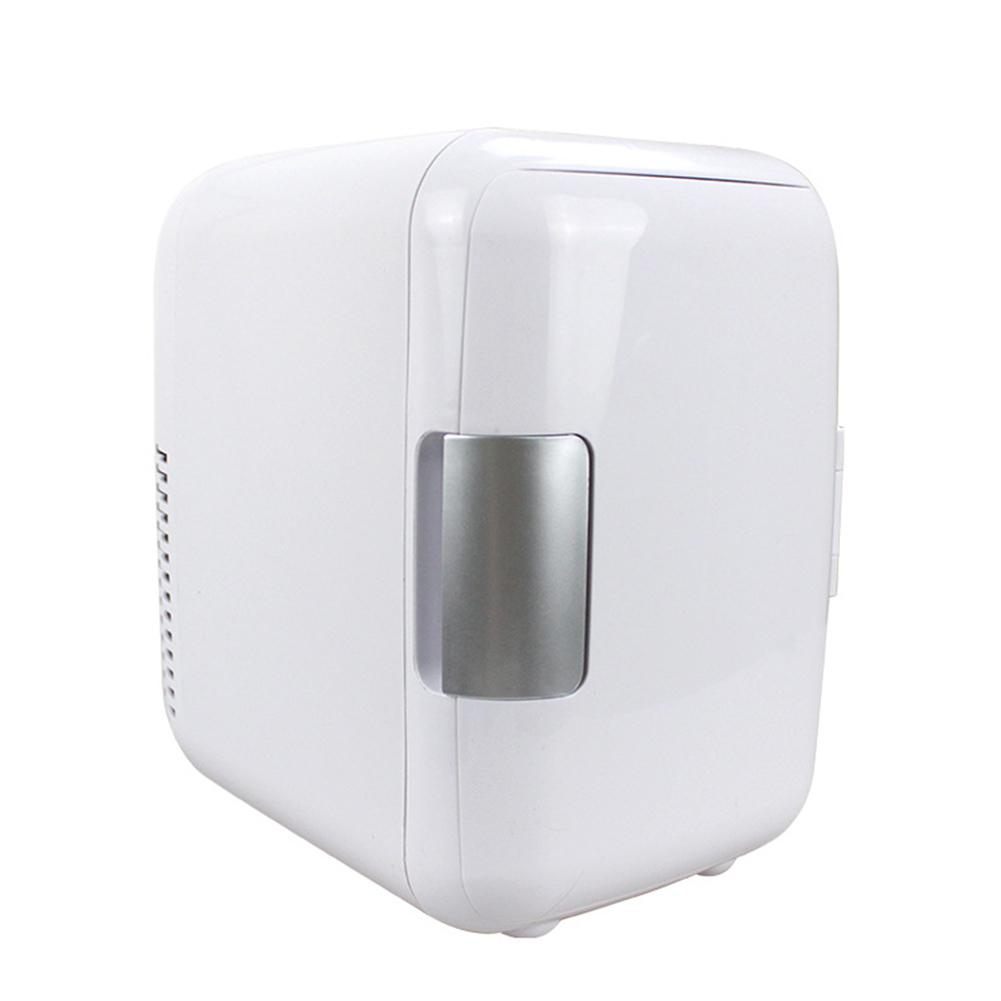 Adoolla Dual-Use 4L Car Use Cooling Heating Mini Refrigerator