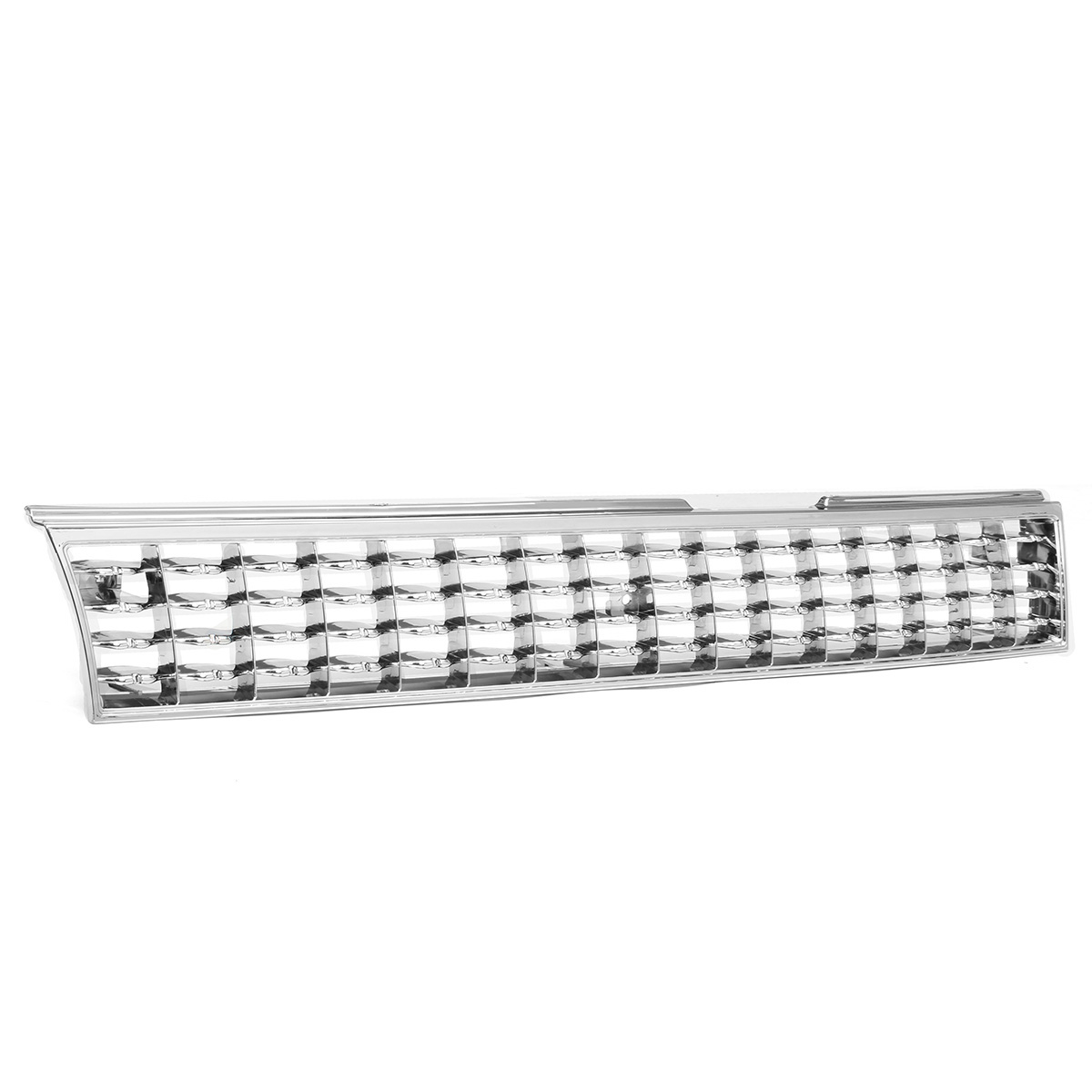 New Grill Corolla Chrome Silver Car Front Grille Grill For Toyota Corolla AE101 1988 1989 1990 1991 1992New Grill Corolla Chrome Silver Car Front Grille Grill For Toyota Corolla AE101 1988 1989 1990 1991 1992
