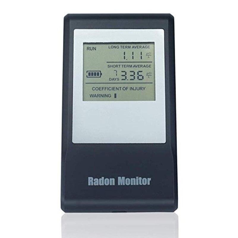 Air ae steward portable Radon monitor air pollution meter radon gas leak detector on sale