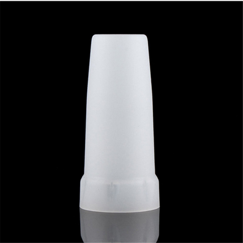 CLAITE Newest 24.5mm Plastic LED Flashlight Torch White Yellow Diffuser For Convoy S2 S3 S4 S5 S6 S7 S8 For Outdoor Camping