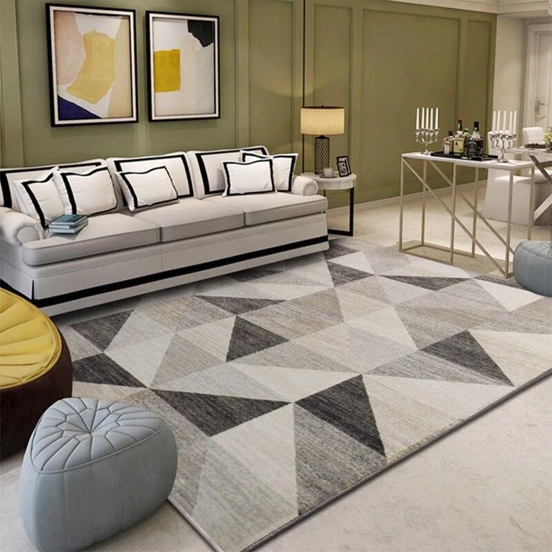 Carpets Living Room Bedroom Study Bedside Carpet Blanket Mat 1