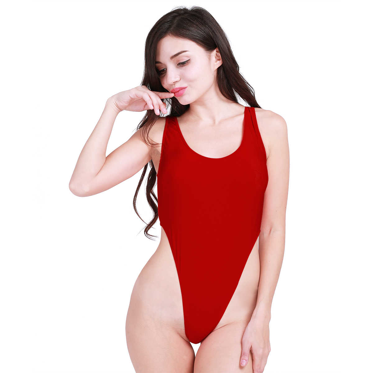 ca5d4e845 Detail Feedback Questions about Female Stretchy Bodysuit Sleeveless ...
