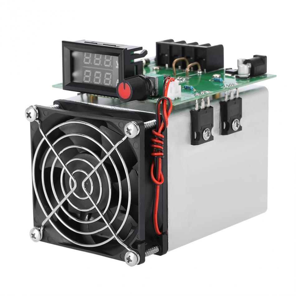Venda quente 12 v 250 w carga eletrônica 0-20a bateria capacidade tester módulo de teste placa de descarga burn-in módulo