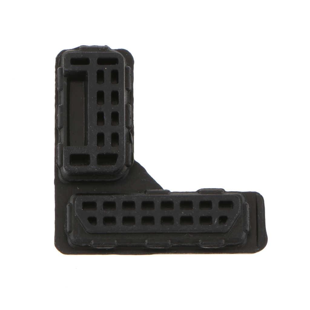 Parte inferior de goma para Nikon D300, D300S, D700, DSLR, tapa de Terminal