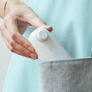 Image 5 - Sanq Usb Rechargeale Draagbare Verwarming Plastic Zak Sluitmachine Draadloze Handheld Vacuum Voedsel Sealers