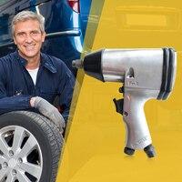 1/2 Inch Air Pneumatic Torque Impact Wrench Tool For Car Wheel Repairing Durable Air Wrench Die Cast Aluminum DIY Pneumatic Tool