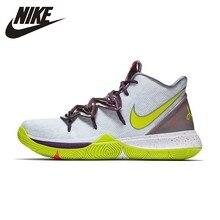 Nike  KYRIE 5 EP Original Man Basketball Shoe Anti-slip Breathable Sports Sneakers #AO2919